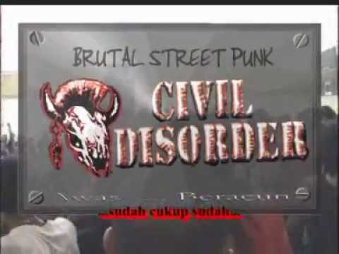civil disorder clip