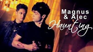 Magnus & Alec ;;  haunting