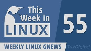 OBS Studio, Compiz 0.9, Ubuntu, Debian, MX Linux, runc Flaw, Windows 95 App | This Week in Linux 55