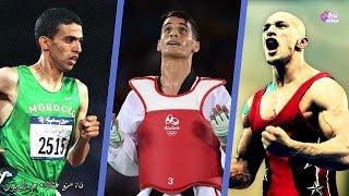 بالفيديو.. أقوى 10 دول عربية في تاريخ الأولمبياد