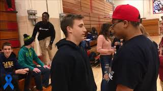 High School Bully Gets Put In His Place! #BullyingAwareness