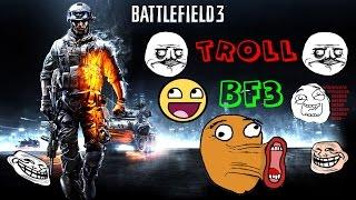 BF3 Trolling dem Noobs PL