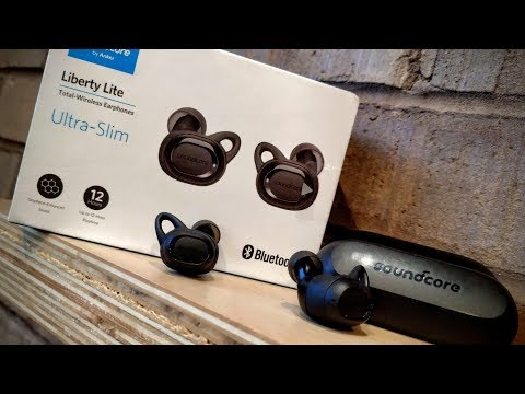"Anker SoundCore Liberty Lite Total Wireless Earphones ""Full Review"""