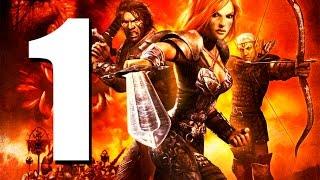 Прохождение Dungeon Siege 2 #1 («Нас выпустят, это точно»)