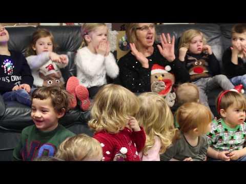 The Nursery: 'Christmas Pudding'