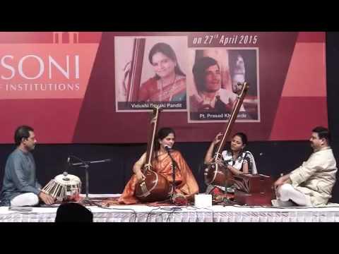 Devaki Pandit ji | Raag Bageshree