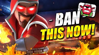 *NEW* #1 MOST ANNOYING DECK IN CLASH ROYALE.. EVER!! MAKE EVERYONE RAGE!! 😱