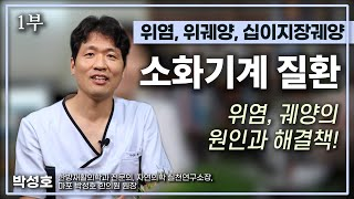 [위장질환] 위염, 위궤양, 십이지장궤양의 발병 원인과…