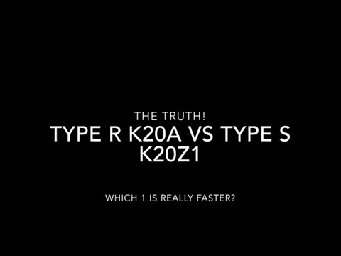 K20a Dc2 Integra Type R vs K20z1 Em1 Civic Si | K20 Battle!