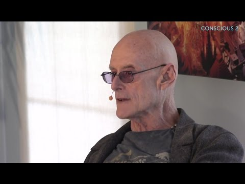 "Ken Wilber - ""If Transcending Is Too Aggressive, You Repress The Lower Shadows."""