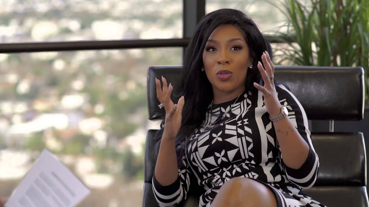 K. Michelle Speaks on Ending Her 'Beef' With Tamar Braxton ... K Michelle 2013 Body