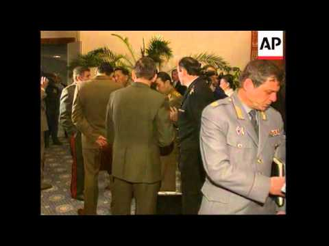 Kazakhstan - Summit Meeting For Former Soviets