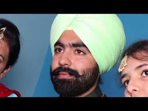 Best$Punjabi@Wedding%Highlights ( Jaideep Singh Cheema  & Harmandeep Kaur Gill )
