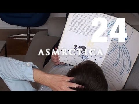 ASMR Two Swedish Stories translated into English -Reading Children's Book Part 2