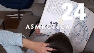 ASMR Two Swedish Stories translated into English -Reading Book Part 2