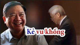 Rò rỉ bản tường trình bí mật của Đinh la Thăng gửi các ủy viên TƯ đảng, tố Nguyễn Phú Trọng vu khống