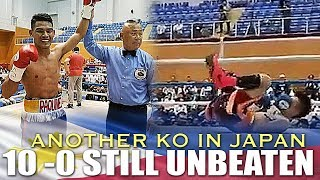 RAQUINEL KO'S KOSAKA TO DEFEND OPBF TITLE IN JAPAN