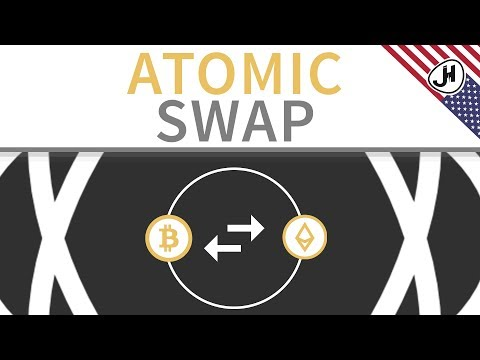 Atomic Swap - What is it and how does it work?