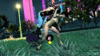 Saints Row The Third - The Awesome button