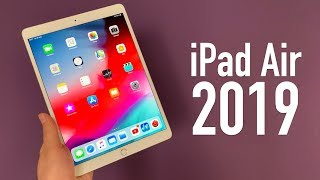обзор Apple iPad Air 10.5'' 2019