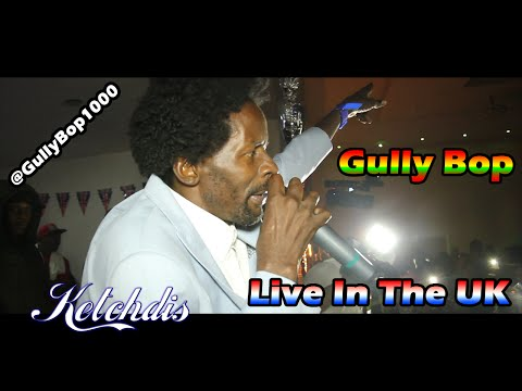 [@ketchdistv] Gully Bop - Live In UK - Walsall Banqueting Suit