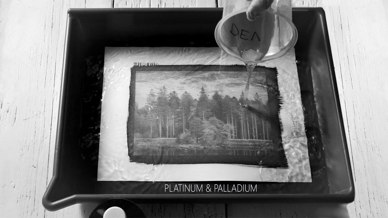 How I make Platinum Palladium Photo Prints
