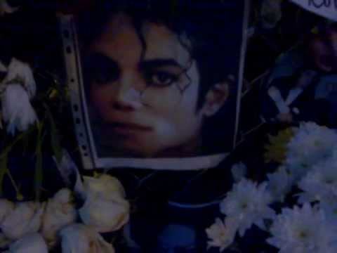 Tribute to Michael JACKSON. Embassy of the USA, Moscow, Russia. 2009, June
