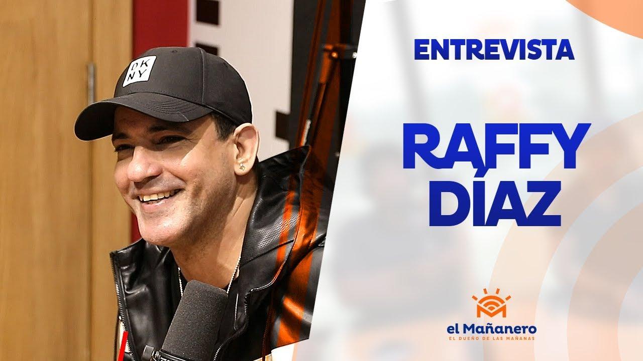 Entrevista a Raffy Diaz 2019