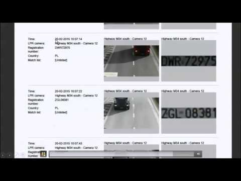 Milestone XProtect LPR (License Plate Recognition) Webinar