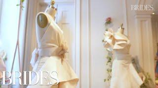 Johanna Ortiz's Debut Bridal Collection | Spring 2018 | BRIDES
