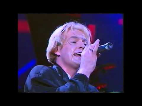 Jason Donovan Into The Nineties Live
