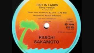 Electro Down - Riuichi Sakamoto - Riot In Lagos