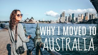 QUITTING TRAVEL TO LIVE IN AUSTRALIA?? | WHY I MOVED TO AUS thumbnail