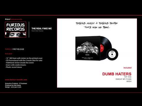 The Real Fake MC Feat Dee Nasty - Dumb Haters (Vocal)