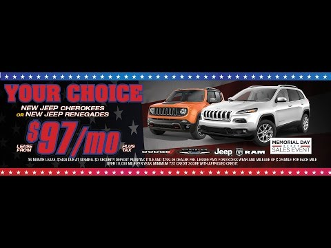Memorial Day Sale Over 4,000 Cars For Sale At Arrigo Dodge Chrysler Jeep  Ram Ft Pierce