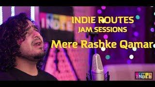 Rashke Qamar | Indie Routes Jam Sessions Part 1 | Aabhas Shreyas