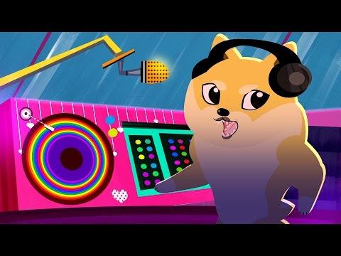 Doge vs. Hello Kitty - ANIMEME RAP BATTLES