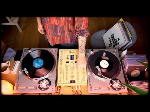 African Soul, Afro-beat, Funk, Cumbia and Jazz on Vinyl