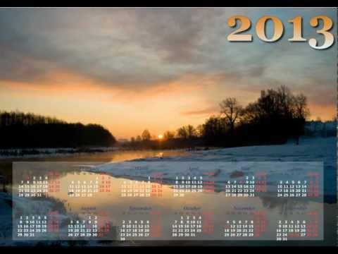 15 Cool Calendar Designs for 2013