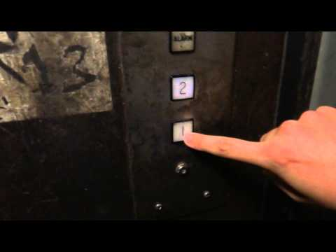 FAST Montgomery Hydraulic Freight Elevator @ Monroeville Mall in Monroeville PA with Airtranlover