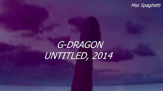 Gambar cover G-DRAGON - Untitled, 2014 (Sub español)