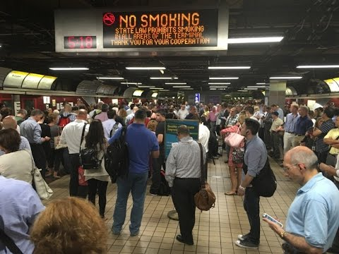 Bus fire in Port Authority causes heavy delays and long lines