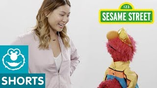 Sesame Street: What's Your Sport? | Olympic Athletes with Elmo and Cookie Monster