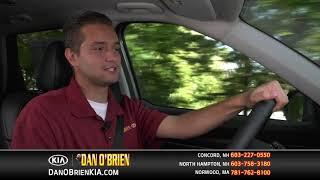 2020 Kia Telluride Power & Handling Dan O'Brien Kia Concord NH