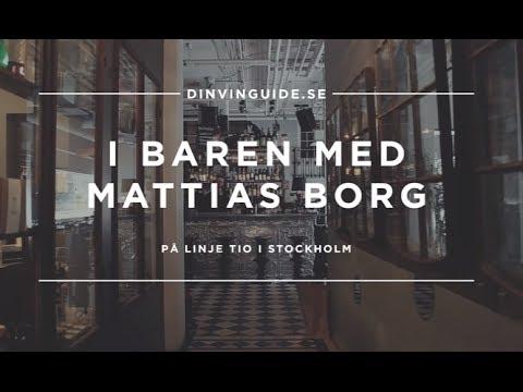 THE FIZZ NO.10 MED MATTIAS BORG FRÅN MARIE LAVEAU