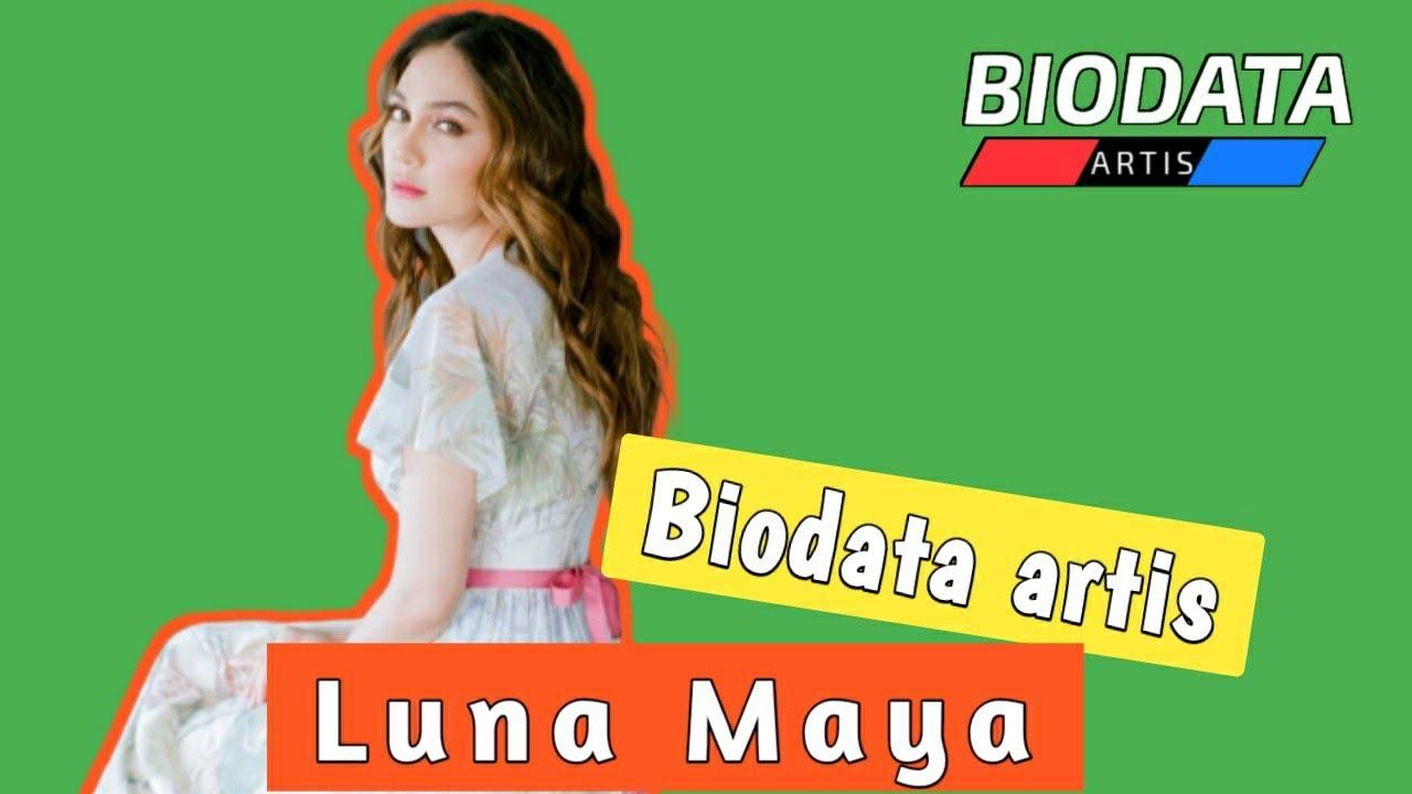 Profil dan biodata artis luna maya ★ Artis Indonesia - YouTube