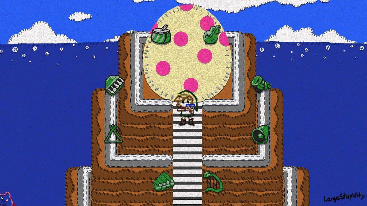 The Legend Of Zelda Link S Awakening Dx Marin Sings The Ballad
