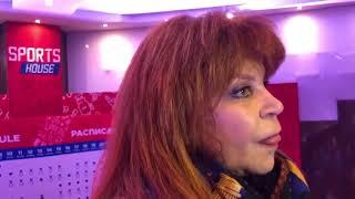 Наталья Бестемьянова разносит Эшли Вагнер, которая наехала на Алину Загитову