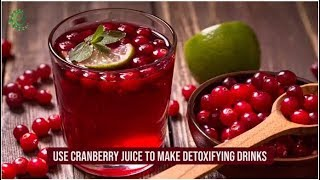 6 Surprising Benefits Of Cranberry Juice | Organic Facts