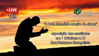 Culto ao vivo | IPB Votorantim | 27/12/2020 | Rev. Welerson Evangelista